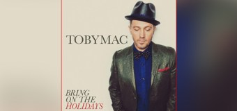 "TobyMac Invites Listeners to ""Bring on the Holidays"" With New Single"