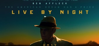 """Andy Mineo's """"Desperados"""" Song Featured In Trailer for Ben Affleck's New Movie, """"Live By Night"""""""