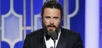 """""""Manchester By the Sea"""" Star Casey Affleck Echoes Denzel Washington, Declares 'God Is Love' In Golden Globes Speech (Video)"""