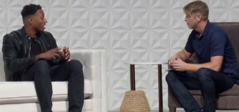 Lecrae Talks 'Race, Righteous Anger, and Resolution' With Q Ideas (Video)