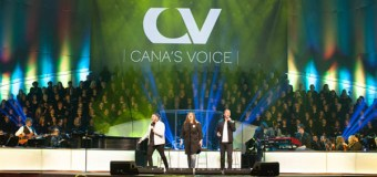 Cana's Voice Delivers Powerful Performance for Video Shoot