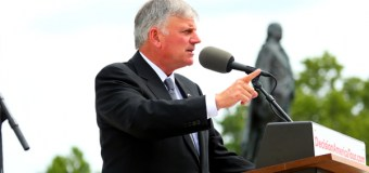 Mayor of Vancouver Wants Franklin Graham Removed from Christian Festival