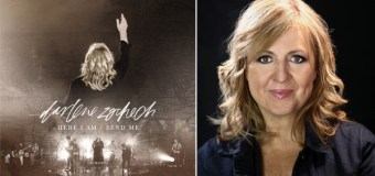 "Darlene Zschech's ""Here I Am Send Me"" Tops Charts Internationally (Video)"