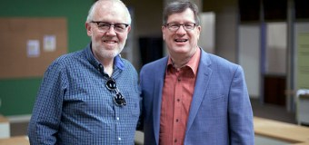 "Author Lee Strobel Talks About His Book Turned Movie, ""The Case for Christ"" (Video)"