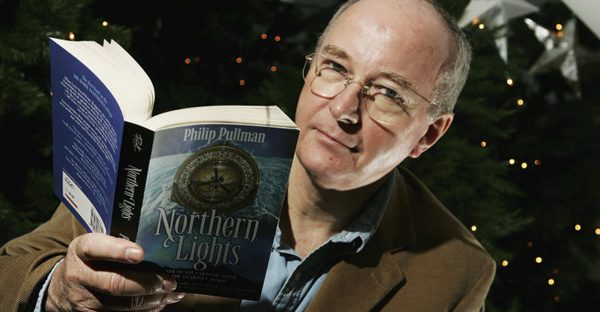 Philip Pullman: conflicted (Getty)