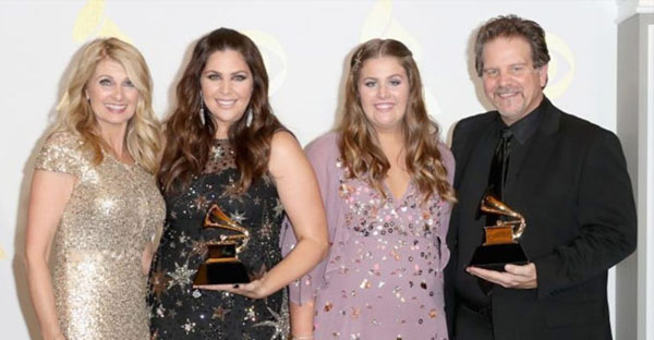 the-scott-family-GRAMMYS