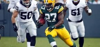 Seahawks Sign 1-Year Contract With Eddie Lacy