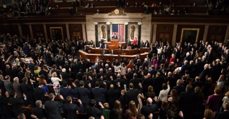 Congress convenes for opening session of 2017.