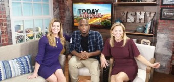 "Derek Minor Makes First Appearance on ""Today In Nashville"""