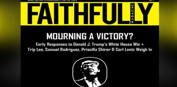 """New Magazine, """"Faithfully,"""" Provides a Platform for Christians of Color"""