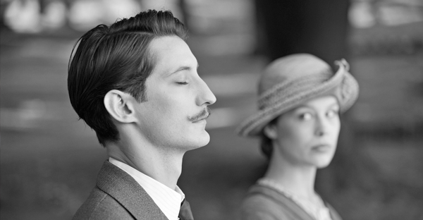 "A scene from the movie ""Frantz"" (© Jean-Claude Moireau - Foz/Courtesy of Music Box Films)"