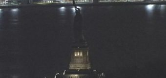 Statue of Liberty's Lights Go Out on International Women's Day