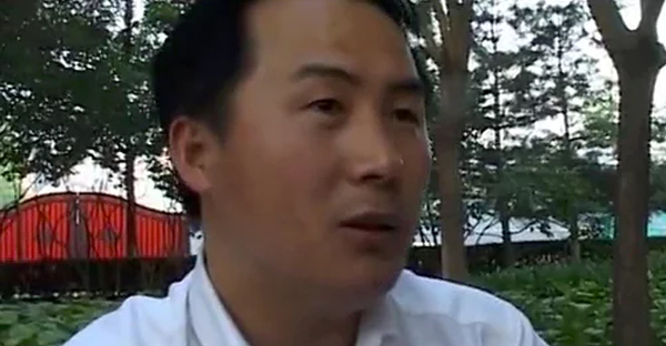 Li Heping was swept up in a nationwide crackdown on rights lawyers and activists in July 2015. (Photograph: Supplied)