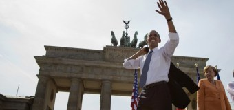 Former President Obama Expected to Take Part In Berlin Protestant Conference as Germany Marks 500th Anniversary of the Reformation