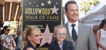 Chris Pratt Receives Hollywood Star, Credits God for Career Success With Psalm 126:3 Verse
