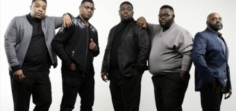 """Contemporary Quartet Group MEANT BY GOD Announce Forthcoming Debut Single Release """"Anticipating"""""""