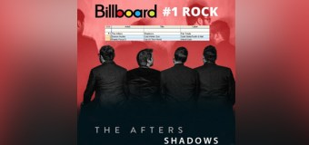 """The Afters Score No. 1 at Radio With """"Shadows"""""""