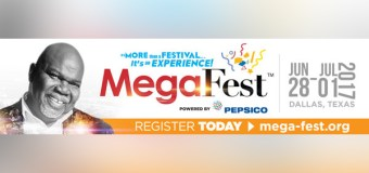 T.D. Jakes' MEGAFEST to Return June 28-July 1