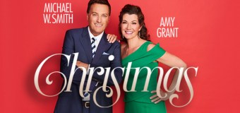 Amy Grant, Michael W. Smith Announce 2017 Christmas Tour