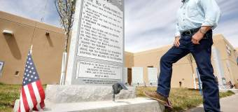 Supreme Court Backs Push to Remove Ten Commandments Monument From New Mexico City Hall