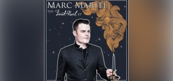 "Marc Martel's ""It's Beginning to Look a Lot Like Christmas"" Most Added at Radio (Video)"