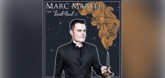 Marc Martel's Christmas Single Still Most Added New Song at Radio