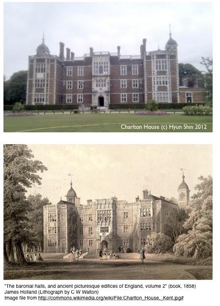 Charlton House 1858 - 2012