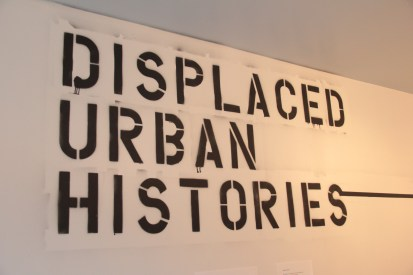 Displaced Urban Histories
