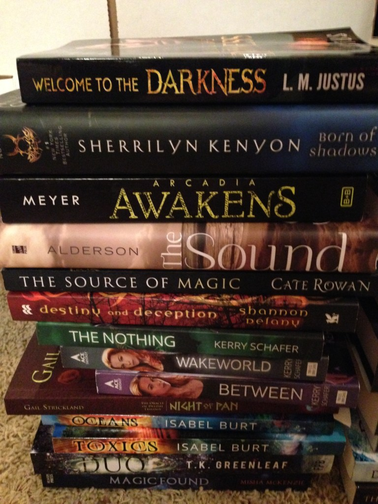 free books paranormal romance