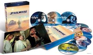 Una panoramica del cofanetto Star Wars: Special Edition