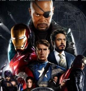 fumetti The Avengers 2012