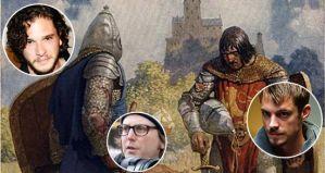 kit e joel in Arthur & lancelot