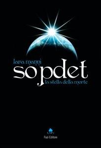 """La copertina del secondo libro, """"Sopdet"""""""