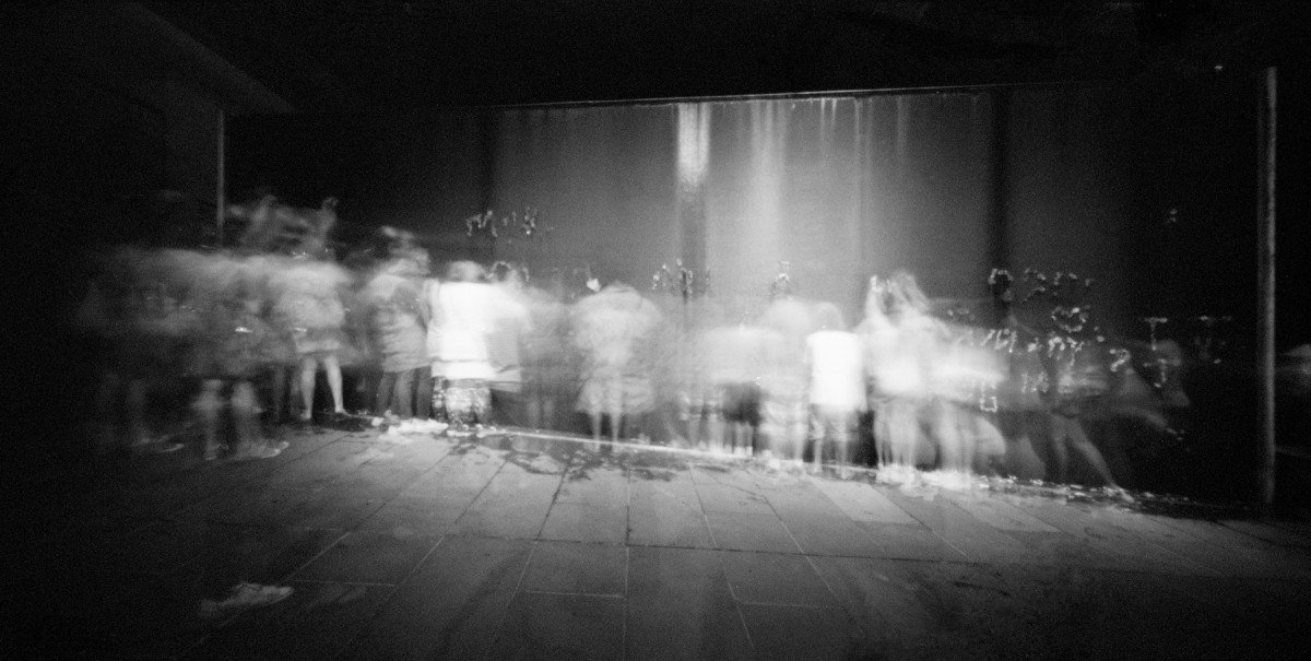 Night Pinhole Shoot