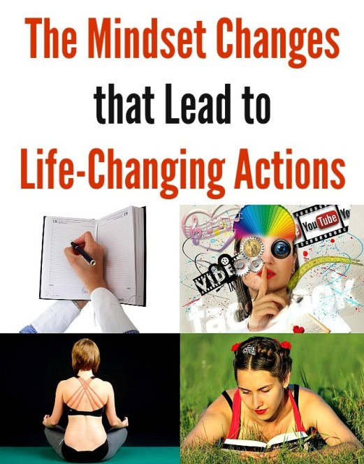 The Mindset Changes that Lead to Life-Changing Actions by Urban Naturale