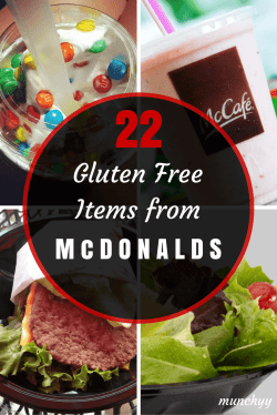 Hairy Gluten Free Items You Must Try At Mcdonalds Mcdonald S Southwest Salad No Ken Mcdonald S Southwest Salad Review