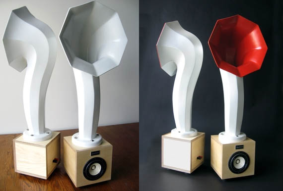 little-horn-speakers