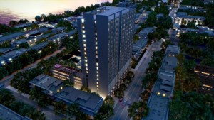 HightLand Condominium in Phnom Penh
