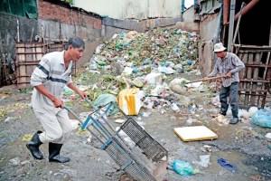 City aims to address market's trash problem
