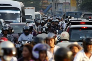 Solutions to Traffic Congestion in Phnom Penh