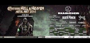 Corona Hell and Heaven 2016