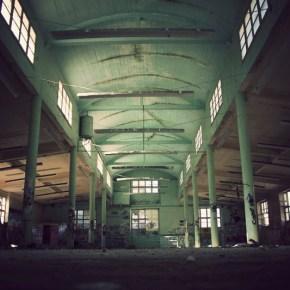 Dimanche c'est Urbex #4 : L'usine du pont de bois (29)