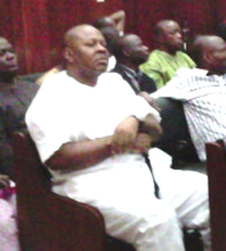 Fred Ajudua Docked Again, Faces 28 Count Charge