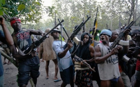 Suspected Militants Kill Four Naval Ratings, Husband, Wife in Bayelsa