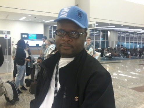 Guardian Correspondent, Odita Sunday  Emerges Chairman of Crime Reporters of Nigeria