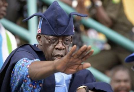 APC Leader, Bola Tinubu Wins 'Champion Of Democracy' Award In America