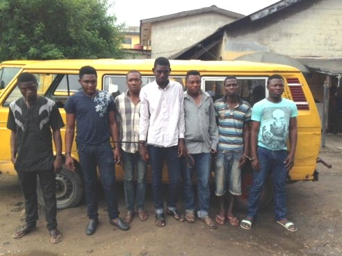 'One Chance' Bus Robbers in Ajegunle Live Better than Chief Executives-Robbery Suspect