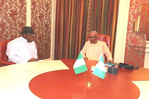 Dickson Visits Buhari,  Warns Against Applying Violence on N'Delta Militants