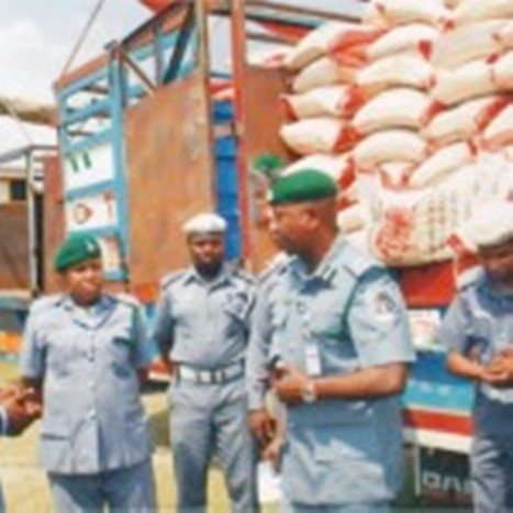 Ogun Custom Boss Laments FG Embargo on Importation of Rice Through Land Boarders
