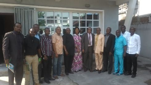 Shippers Council's Boss,  Counsels Maritime Journalists Assn. on Influencing the Economy